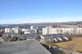 Magisk utsikt over hovedstaden